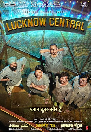 Lucknow Central 2017 pDVDRip Hindi 300MB