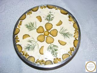 Salata Boeuf reteta,