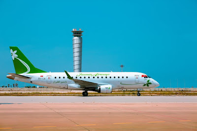 شركة الياسمين للطيران التونسية الخاصة تحصل على شهادة المشغل الجوي