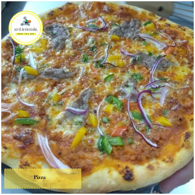 Ship Pizza Da Nang - 0905762499