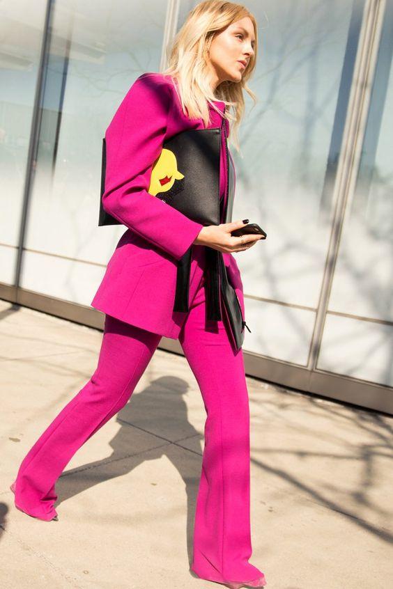 Neon Fall Pink Hues