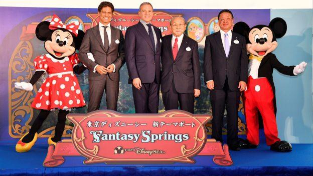Disney, Disney Parks, TDR, TDS, 東京迪士尼度假區, Tokyo Disney Resort, 東京迪士尼海洋, Tokyo DisneySEA, 主題園區, Fantasy Springs, 魔法之泉,  Frozen, Tangled, Peter Pan