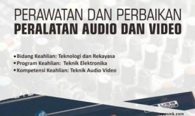 Download Rpp Mata Pelajaran Perawatan dan Perbaikan Peralatan Audio dan Video Smk Kelas XII Kurikulum 2013 Revisi 2017/2018 Semester Ganjil dan Genap   Rpp 1 Lembar