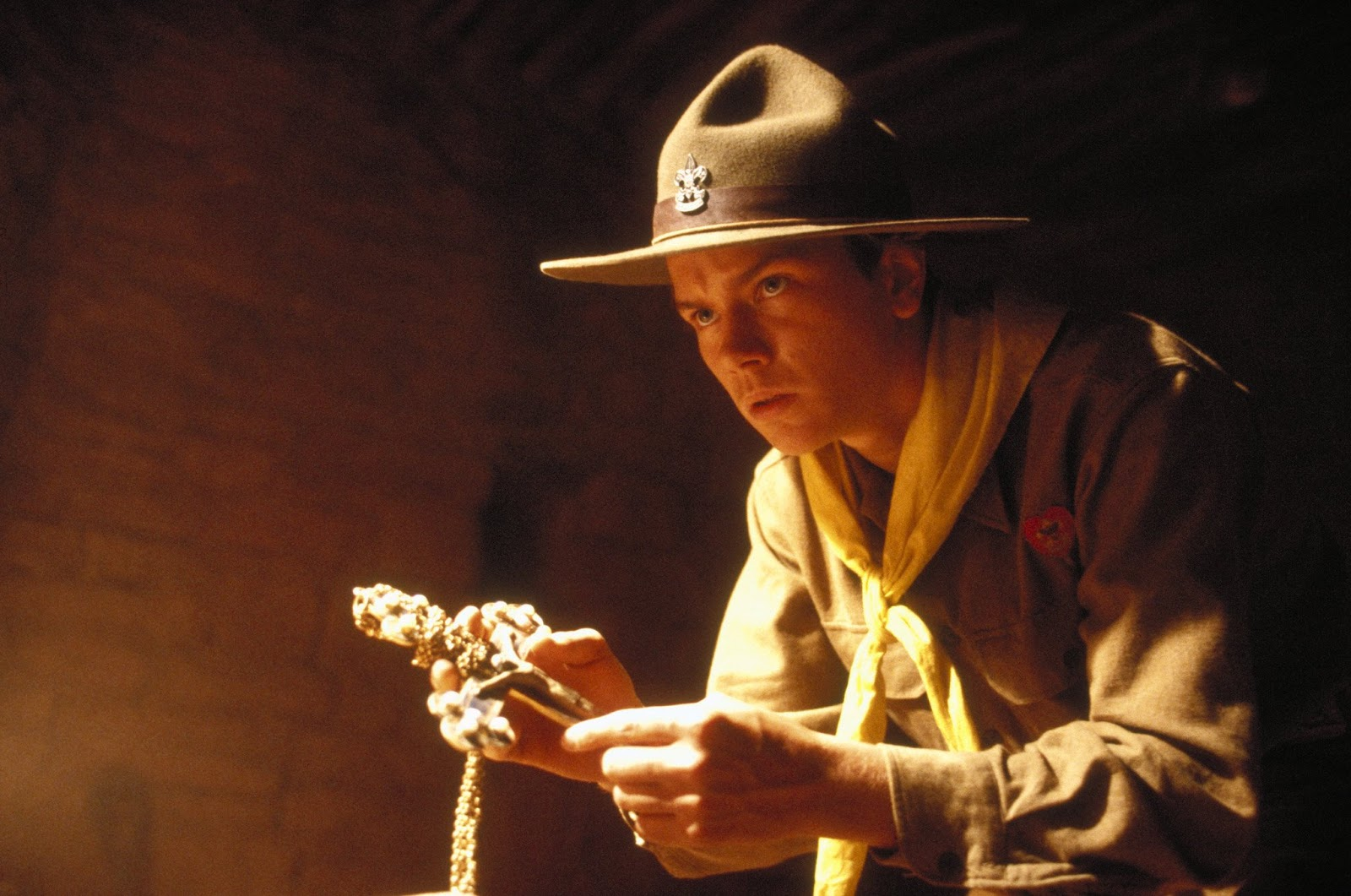 Indiana Jones y la última cruzada: Sobre el saber (I)