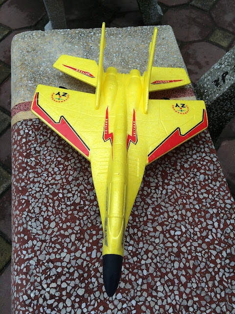 Bộ vỏ chế máy bay mini Su27