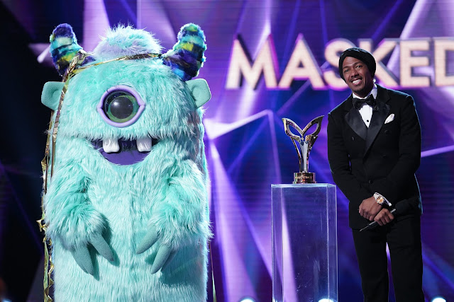 'The Masked Singer' Finale - 'Bee, Monster and Peacock UnMasked