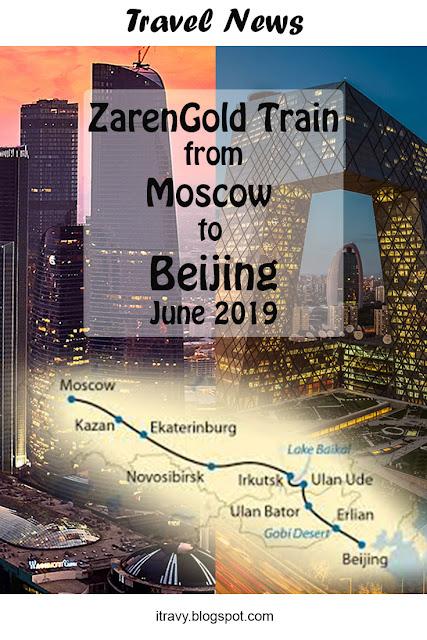 ZarenGold June 2019 Moscow Beijing