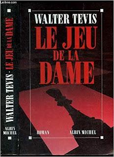 Le roman le jeu de la dame de Walter Tevis