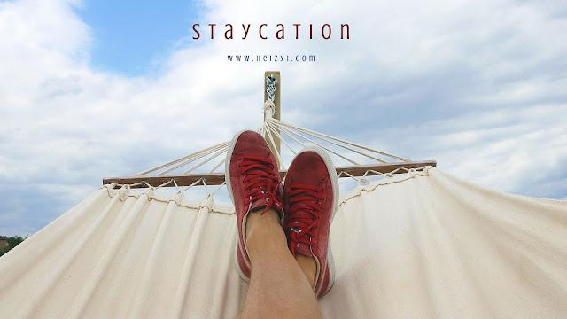 Staycation itu apa