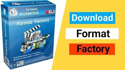 تحميل برنامج فورمات فاكتوري format factory من ميديا فاير مجانا 2021