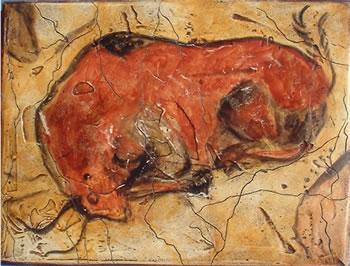 Resultado de imagen de altamira, boix pons, bisonte