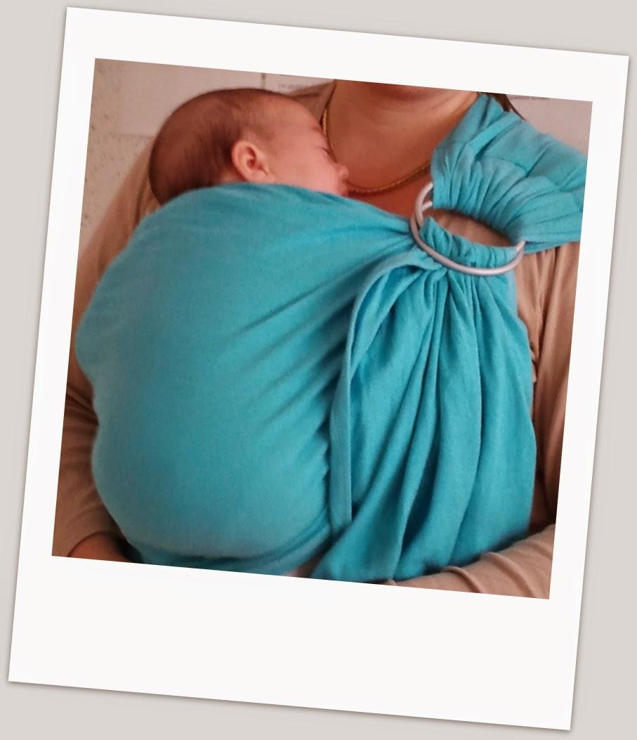 guide portage choisir écharpe sling ringsling colimaçon sergé brisé porter