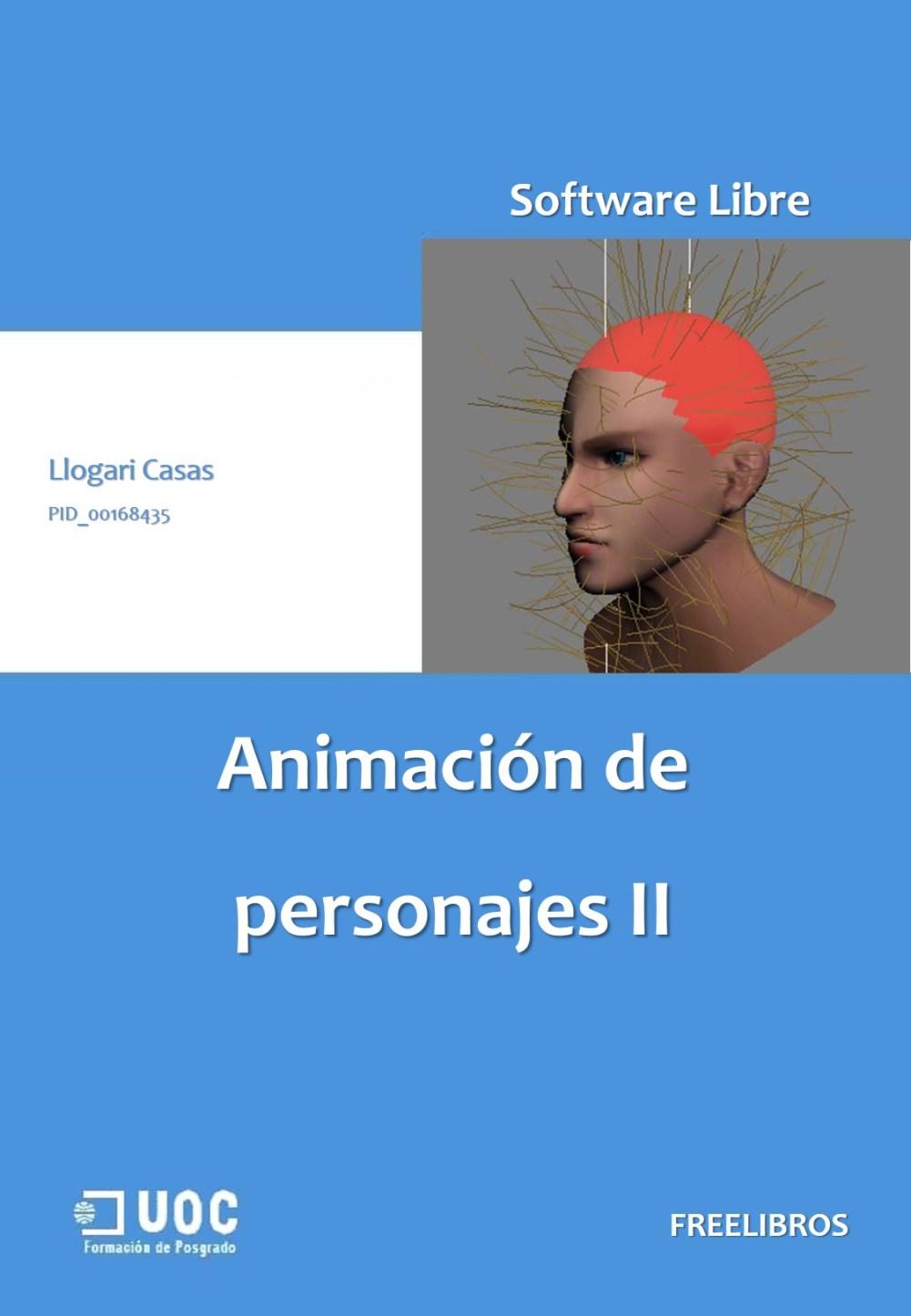 Animación de personajes II – Llogari Casas