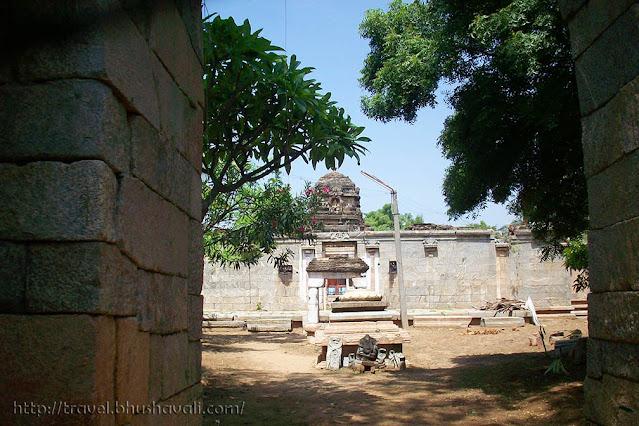 Thirumukkudalur Anjanakshi samedha Agasthiswarar temple