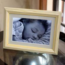 Pine Picture Frame for baby Nursery in Port Harcourt, Nigeria