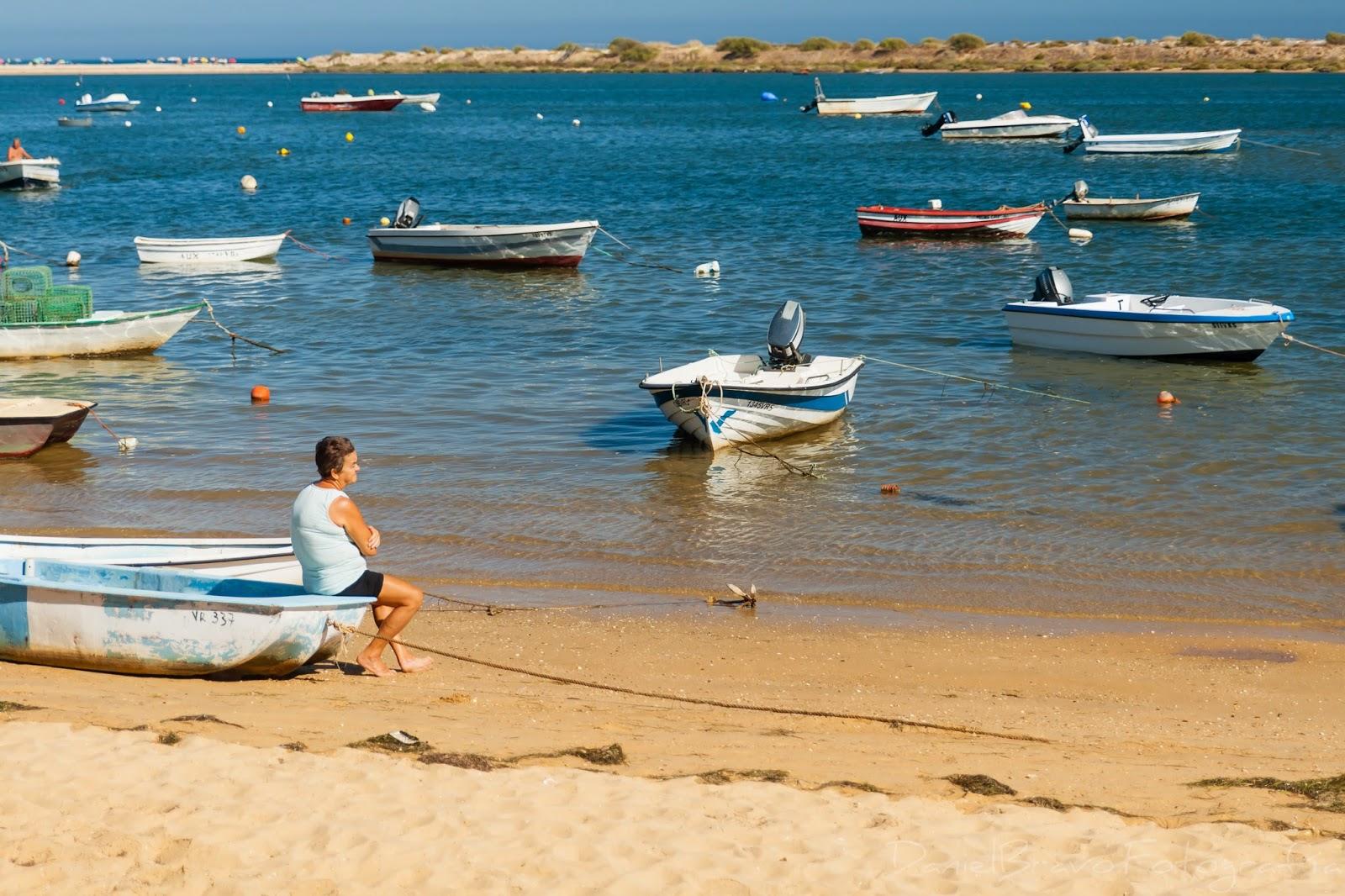 Algarve, Portugal, Caçela Velha, mar, agua, playa, sol, vacaciones, Tavira, Fábrica