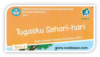 Download Soal PH/ UH Kls 2 tema 3 st 1 smt 1 k 13/ kurtilas, th. 2019, 2020