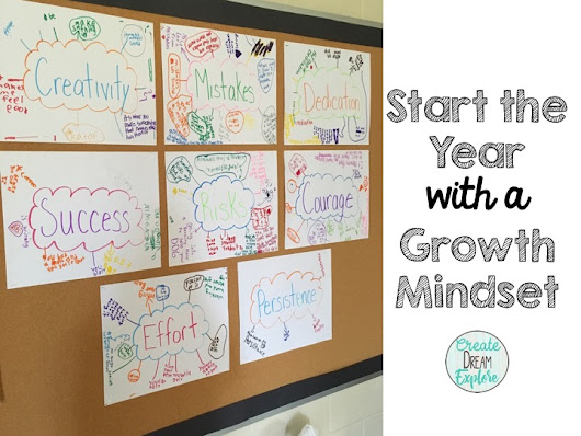 An Easy Activity to Promote Growth Mindset