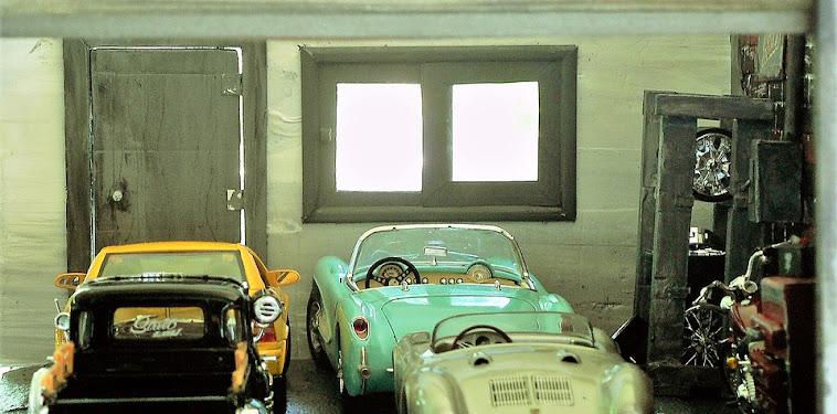 Model Garasi Rumah Minimalis Modern Dan Unik