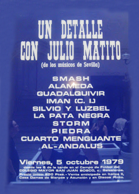 SMASH IMAN ALAMEDA GUADALQUIVIR STROM DETALLE JULIO MATITO