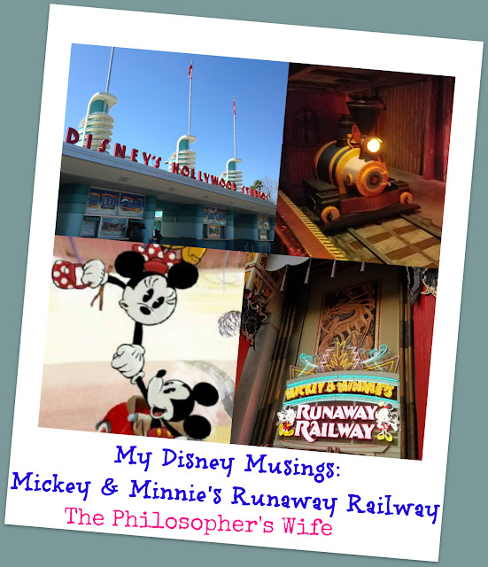 Mickey and Minnie Runaway Railway Review