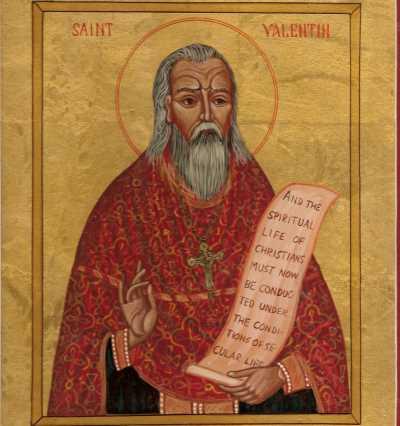 mito leyenda san valentin
