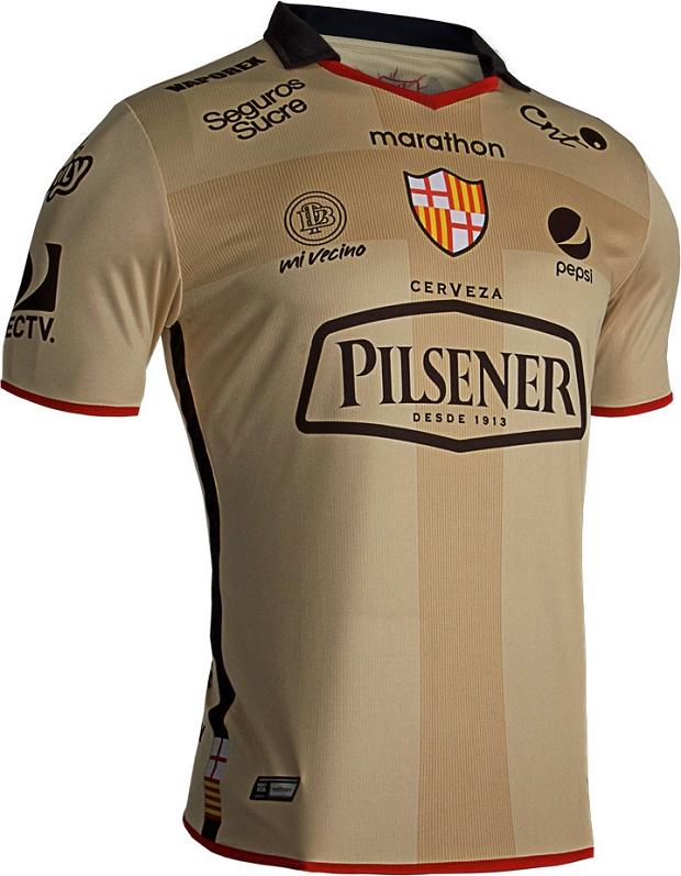 Marathon divulga nova terceira camisa do Barcelona - Show de Camisas 22252982bc817