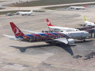 """THY Boeing 777 TC-JJI """"EGE"""""""