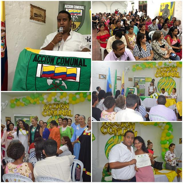 511 líderes comunales de Riohacha fueron capacitados en legislación y emprendimiento