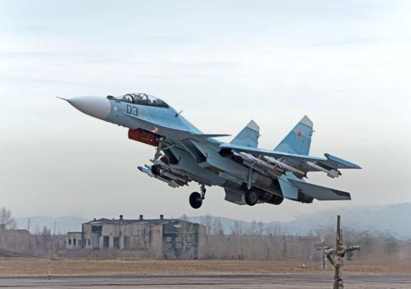 Sukhoi Su-30SM specs