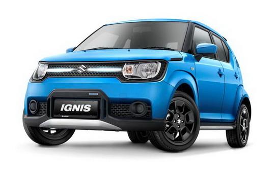 Mobil Ignis 2019 murah LCGC
