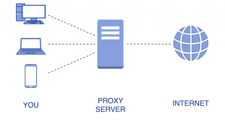 Analyzing Massive Proxy Networks