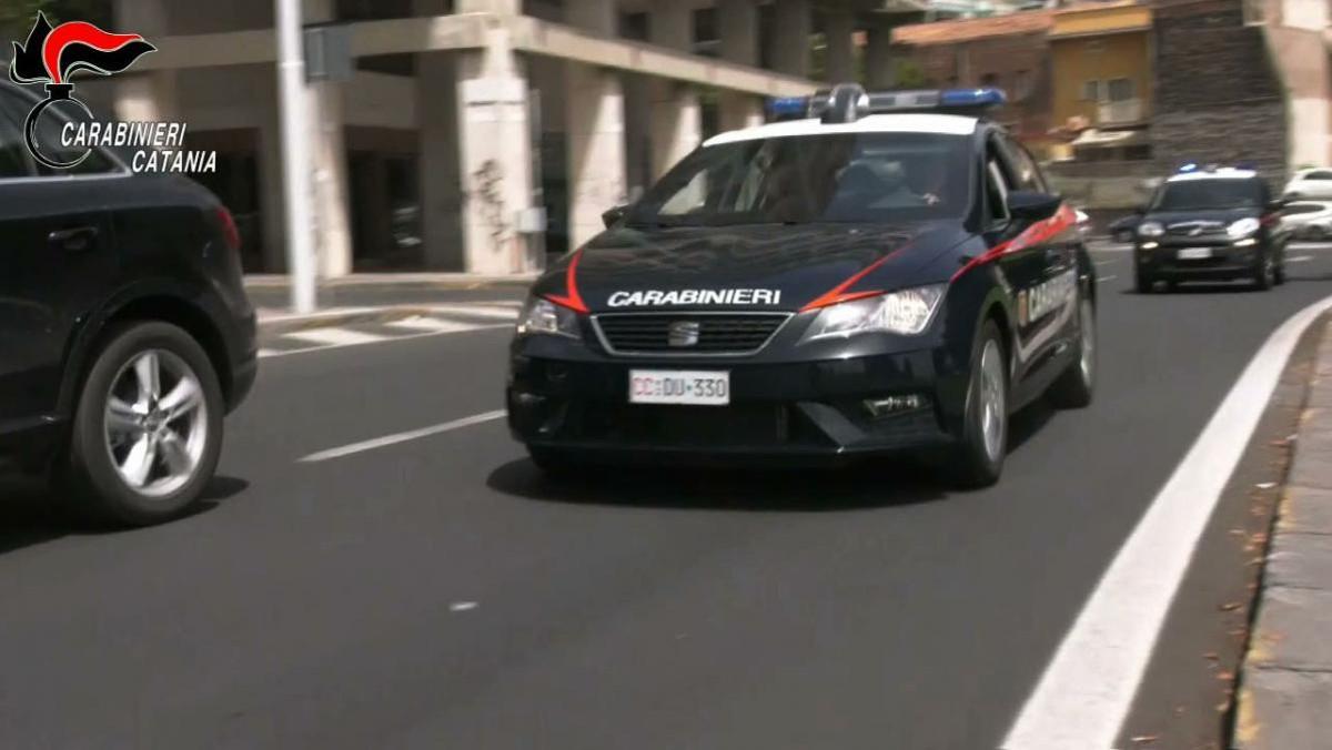 Arresti a Catania con diversi casi di imputazione