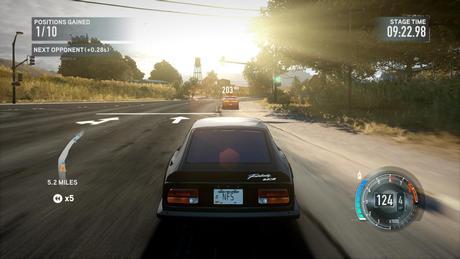 Need for Speed The Run Screenshot Gameplay PC