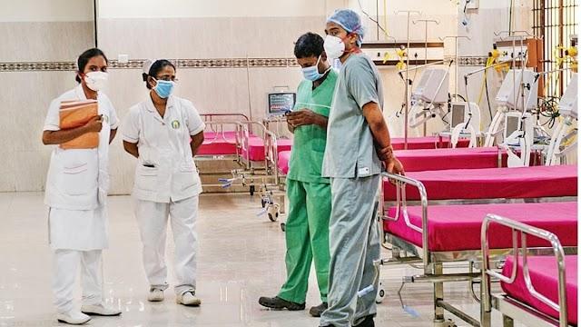 💥 मुंबईत डॉक्टर, नर्सची विशेष टीम