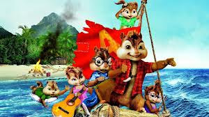The Cartoon Funny Alvin And The Chipmunks Cartoon Movie Animation 3d Wallpaper