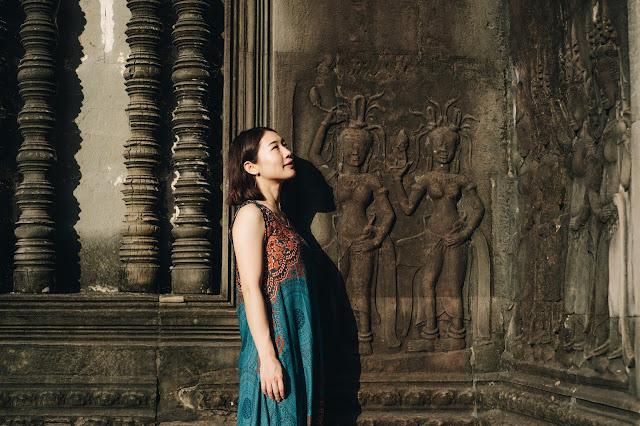 Angkor Wat solo travel