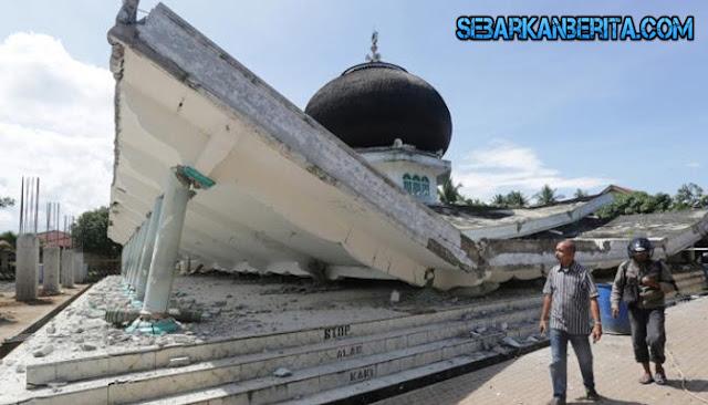 'Tingkah Laku Aneh' Dari Hewan Peliharaan Sebelum Gempa 6,5 Skala Richter Guncang Aceh