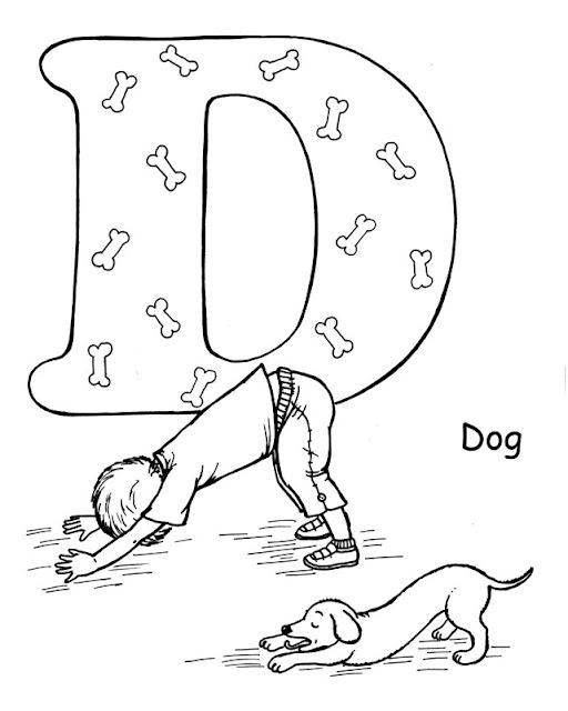 Yoga for Kids: The Dog Pose