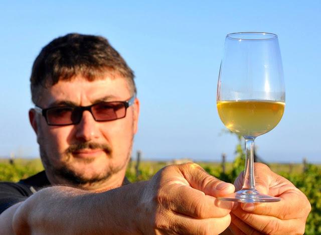 Luiz Alberto Italian wine lover