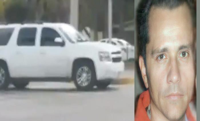 """El avistamiento de """"El Mencho"""" en una Suburban blanca en su tierra Aguililla; Michoacán"""