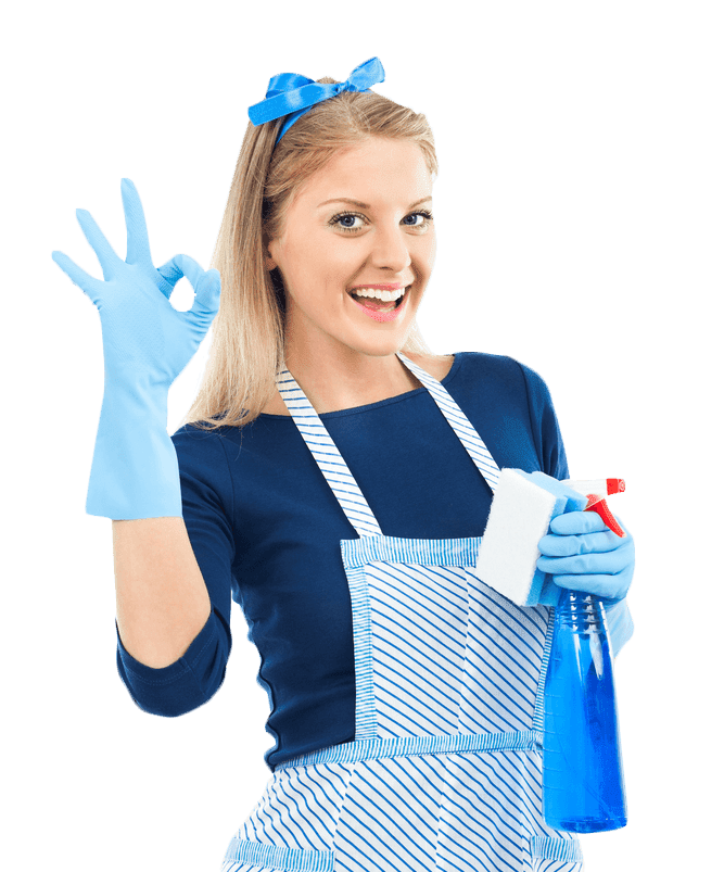 what rooms are typically included when using a maid cleaning service in the gta?