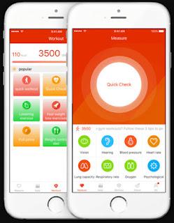 aplikasi pengukur detak jantung