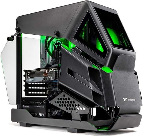 Thermaltake LCGS AH-380 AIO Liquid Cooled CPU Gaming PC