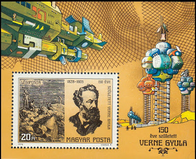 Hungary  Jules Verne