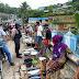 Cek Situasi Kamtibmas, Anggota Samapta Polresta Lakukan Himbauan Cegah Covid-19