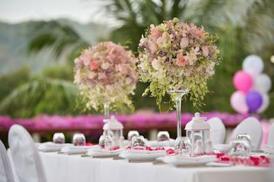 Tema Pernikahan Bali Villa Untuk Membuat Resepsi Lebih Berkesan