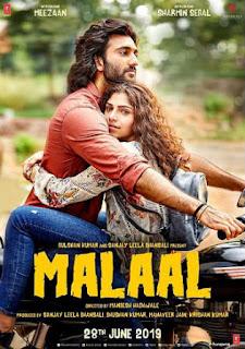 Download Malaal (2019) Full Movie 480p HDRip 1080p | 720p | 300Mb | 700Mb
