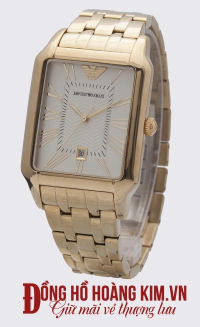 đồng hồ emporio armani đẹp