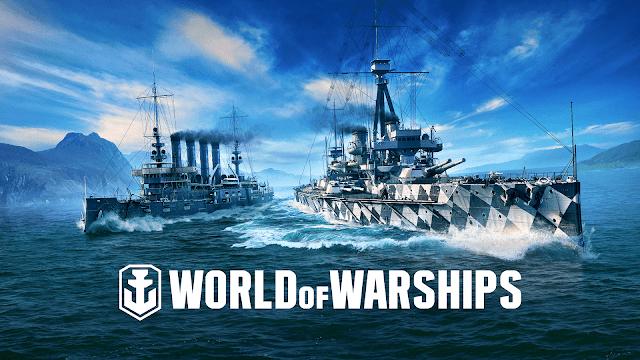 Epic 商店限時免費領取《World of Warships》Exclusive Starter Pack DLC